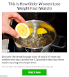 "This Super Simple Morning Habit ""Accidentally"" Melted 84 LBS Of Fat"