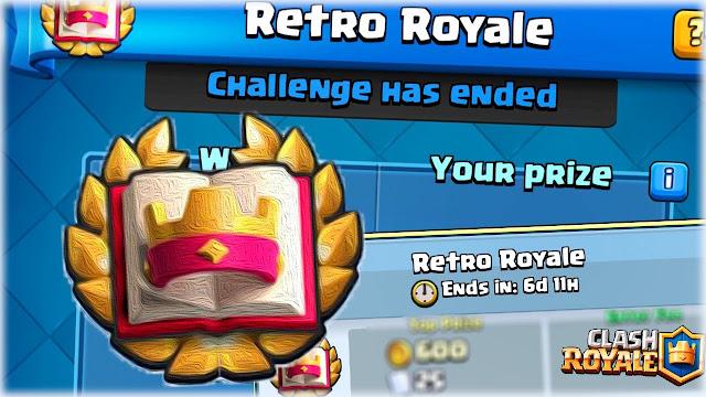 desafió retro royale