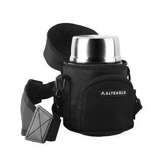 Alteagle Lunch Bag for Thermos Stainless King 16 Ounce Food Jar Tote Bag