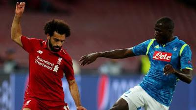 نتيجة مباراة ليفربول ونابولي بث مباشر اليوم 11-12-2018 فى دوري ابطال اوروبا