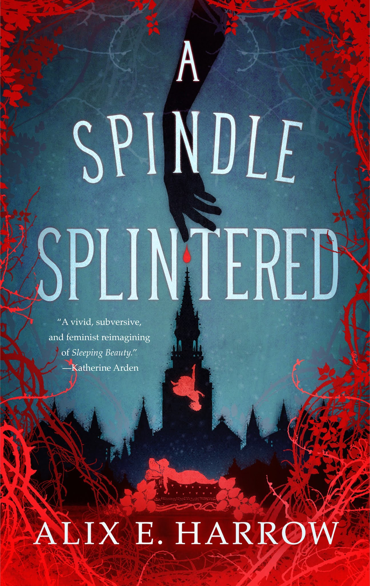 A Splintered Spindle by Alix E. Harrow