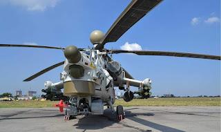 Mi-28NM Rusia