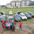 Innova Community Chapter Lampung, Pajero Nusantara Community (PNC), RAPI dan Polres Kab, Way Kanan Menggelar Kegiatan Bakti Sosial
