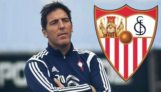 Eduardo Berizzo nuevo DT del Sevilla C.F.