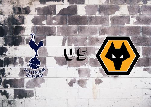 Tottenham Hotspur vs Wolverhampton Wanderers  Resumen y Partido Completo