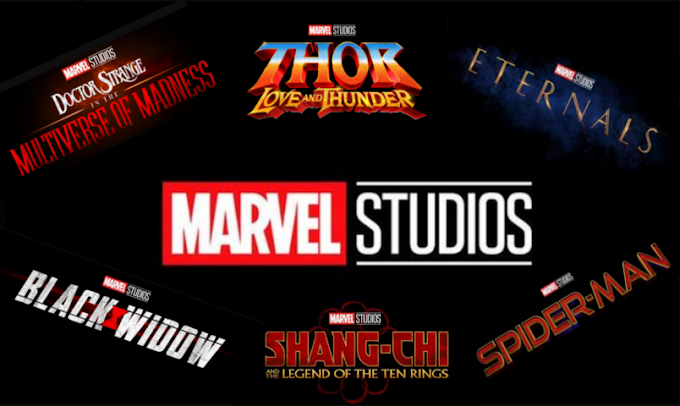 New Upcoming Marvel Studios Movies list in phase 4