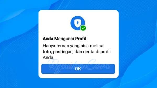 Profile Locked: Cara Membuat Profil Facebook Terkunci 2021