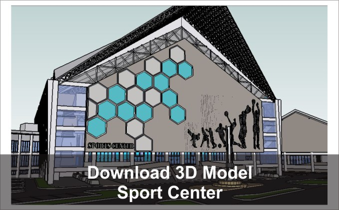 download 3d sport center