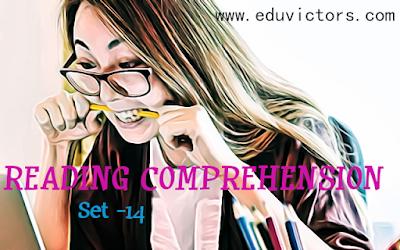 CBSE Class 10/9/8 - English - Reading Comprehension (Unseen Passage) (Set-14)