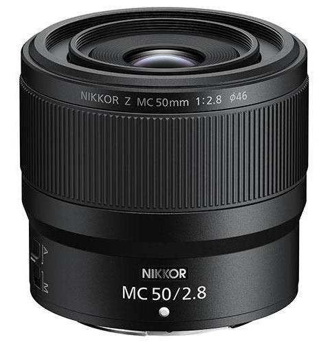 Объектив Nikon Nikkor Z MC 50mm f/2.8