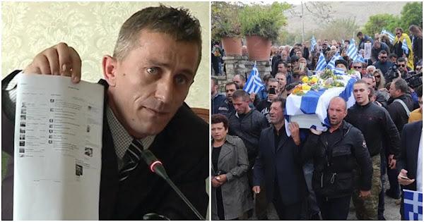 Αλβανός δημοσιογράφος: «Είναι ήρωας ο Κωνσταντίνος Κατσίφας – Είμαι με τους Έλληνες»