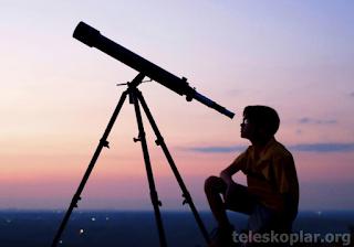 teleskoplar hakkında kısa bilgiler