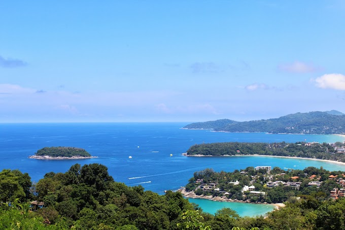 Karon View Point, Phuket, Thailand