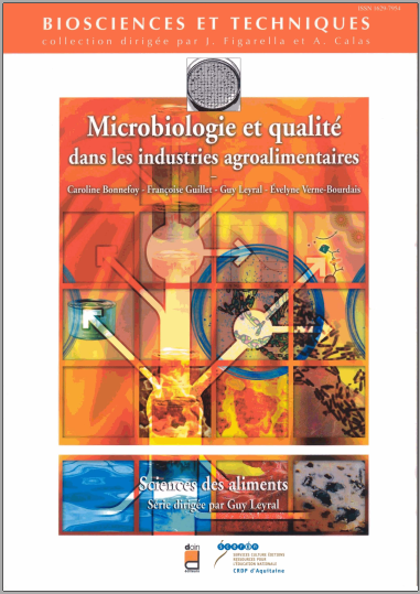 Livre : Microbiologie et qualité dans les industries agroalimentaires PDF