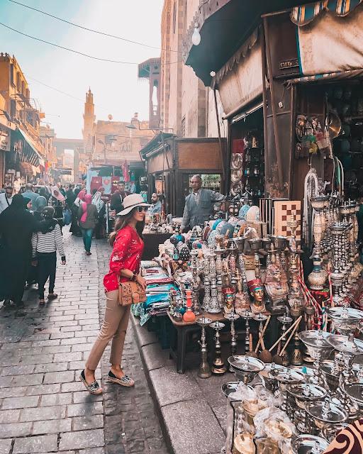 Seguridad en el Cairo