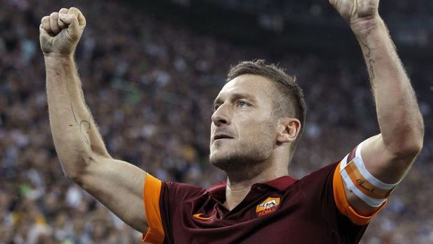Capitano σημαίνει...Totti! (photos/videos)