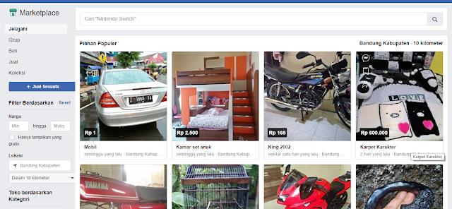 Sekarang Jualan di Facebook Lebih Mudah - Target Jelas Tanpa harus Pakai Facebook Ads