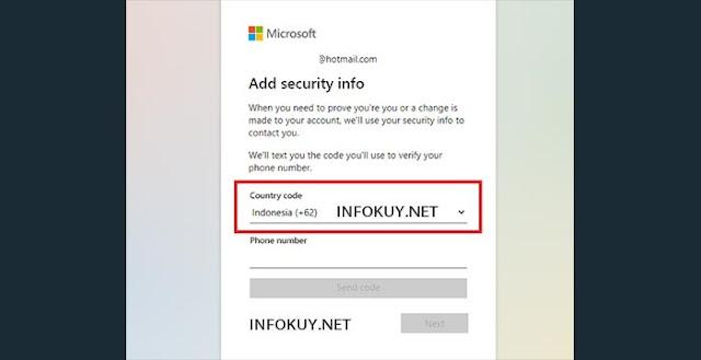 Cara Membuat Email Outlook atau Hotmail di PC #5
