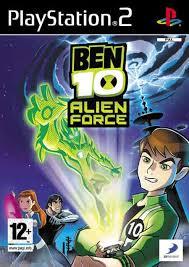 Ben 10 Alien Force PS2 Torrent