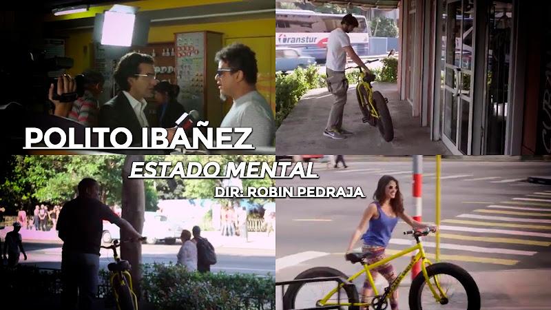 Polito Ibáñez - ¨Estado mental¨ - Videoclip - Dirección: Robin Pedraja. Portal del Vídeo Clip Cubano