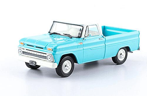 Chevrolet C-10 1965 1:43 autos inolvidables argentinos salvat