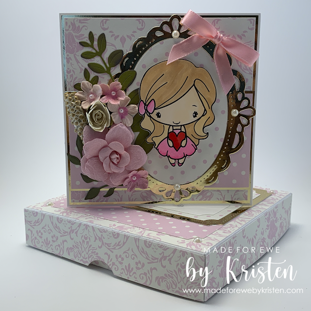 Sugar and Spice Card with Box