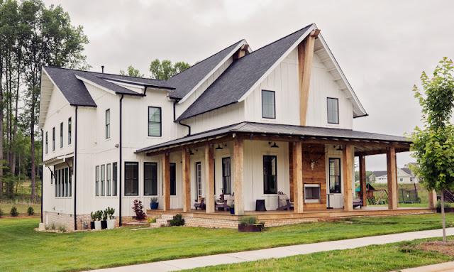 rumah kayu klasik