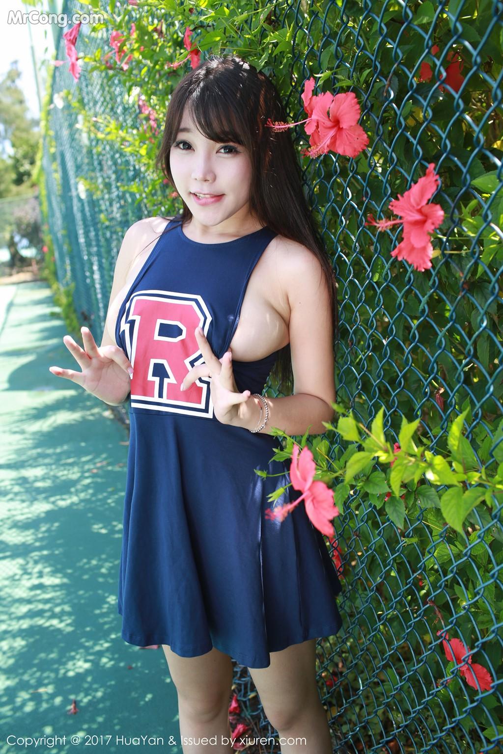 Image HuaYan-Vol.049-Booty-Zhizhi-MrCong.com-041 in post HuaYan Vol.049: Người mẫu Booty (芝芝) (56 ảnh)