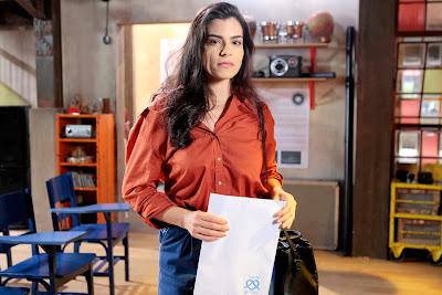 Gabriela Saadi viverá Violeta na trama (Crédito: Lourival Ribeiro/SBT)
