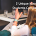 5 Unique Ideas By Which Students Can Be Appreciated