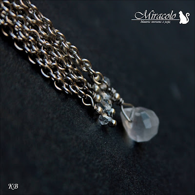 Miracolo, kryształ górski, Mountain Crystal, Rock Crystal