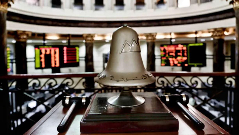 البورصة المصرية تربح 3 مليارات جنيه لدى الإغلاق
