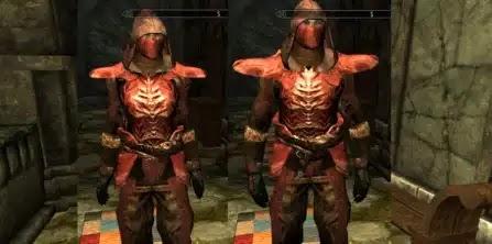 Medium Armor Set: Shadow Of The Red Mountain