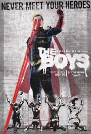 Những Anh Hùng Phá Hoại (Phần 1) - The Boys (2019)