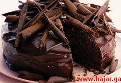 كيكة الشوكولا بموس الشوكولا