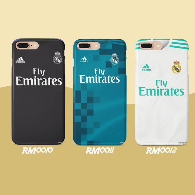 casing hp jersey real madrid