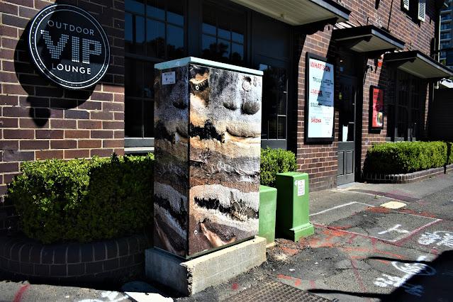 Parramatta Signal Box Art