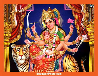 Durga Maa Hd Wallpapers