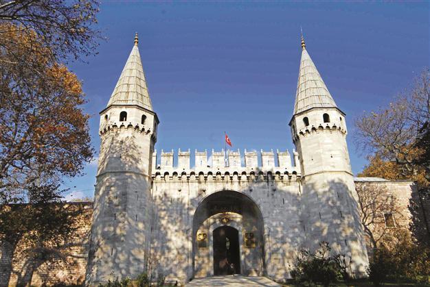 Topkapi Palace Museum istanbul