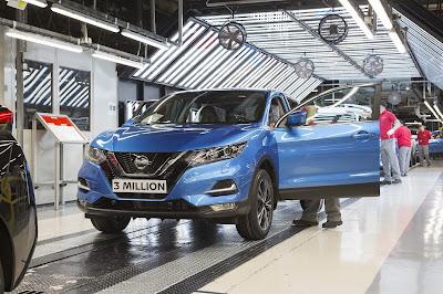 Ρεκόρ πωλήσεων για τη Nissan στην Ευρώπη