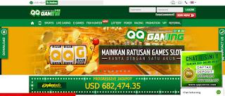 QQgaming situs judi taruhan online terbaik