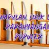 Lirik Lagu Mega Hideung - Yayan Jatnika