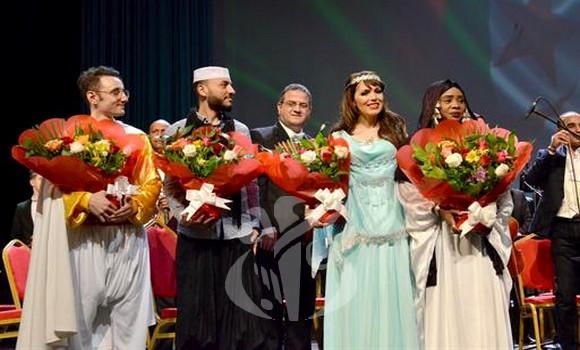 السمفونية الامازيغية الجزائر السنة الامازيغية