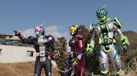 Kamen Riders Zi-O, Geiz and Woz