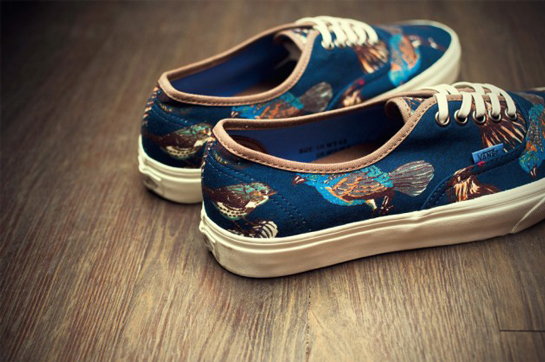 17b6006eec81 All in all one of the nicest Vans designs in the past year and perfect to  head their Fall Winter collections.