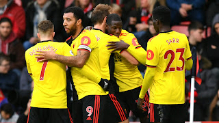 Watford player and two members of non-playing staff were among six positive tests for coronavirus in the first round of Premier League testing.