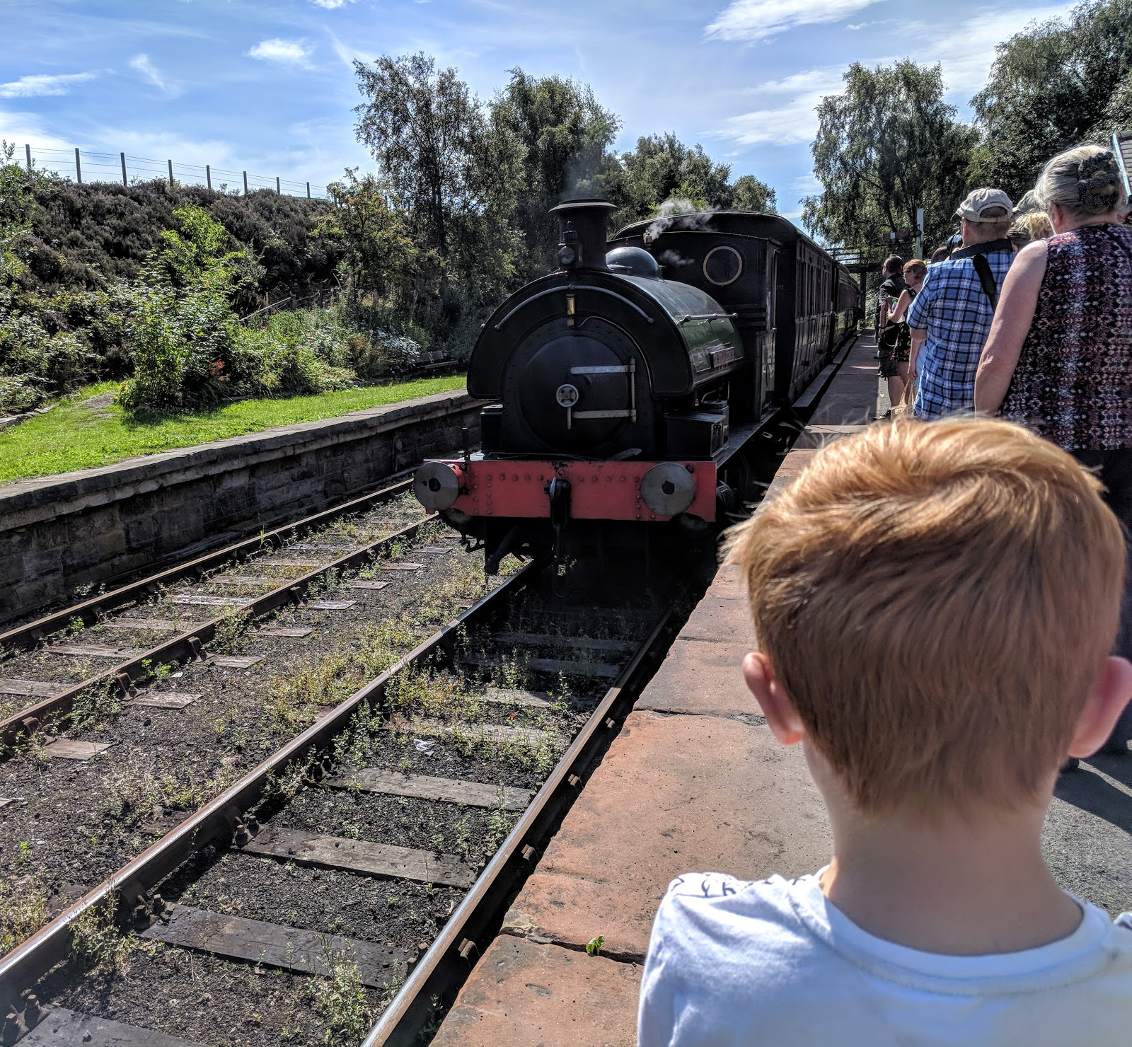 Tanfield Railway | Britain's Oldest Railway & a Picnic at Causey Arch