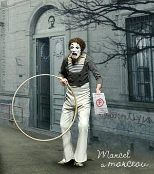 Marcel a Marzo