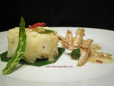 fine dining indian picture of kerala kappa meen curry recipe