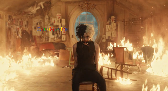 Cruella 2021 Dual Audio [Hindi-DD5.1] 720p BluRay